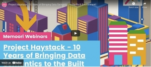 Memoori Webinar: Project Haystack - 10 Years of Bringing Data Semantics to the Built Environment
