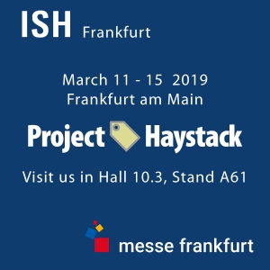 Project Haystack Exhibiting at ISH 2019 in Frankfurt
