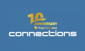 Sponsor an Ad in the Project Haystack 10th Anniversary Connections Magazine Spring 2021
