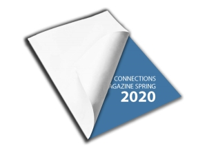 Last Call for Article Submissions for Connections Magazine Spring 2020 Issue